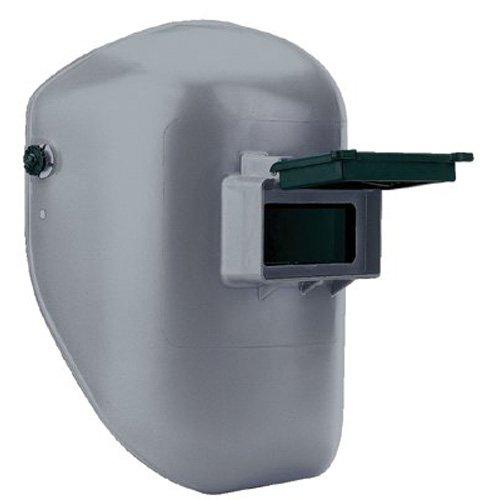 Fibre-Metal Passive Welding Helmet Gray Tigerhood Classic 10 Lens Shade - 906GY