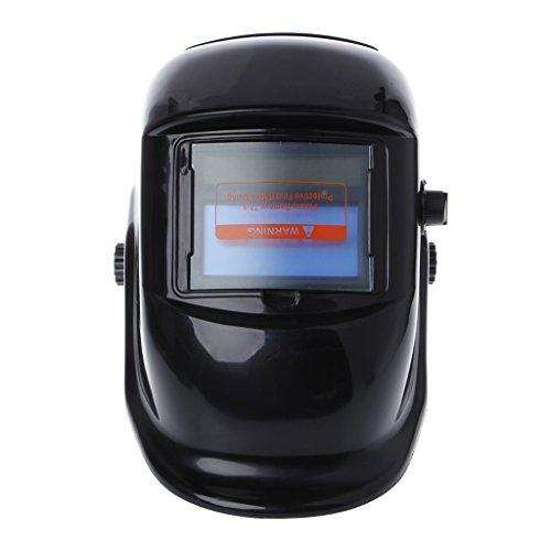 Facebabyone Pro Solar Auto Darkening Welding Helmet Mask Arc Tig Mig Grinding Welder Cap