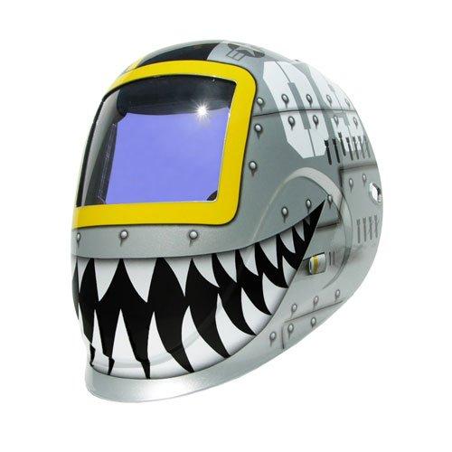 ArcOne 6000V-1171 Shade Master Fighting Tiger Welding Helmet