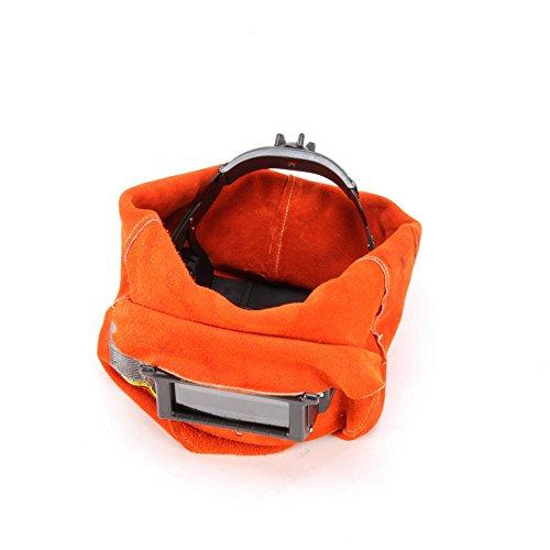 Welding Helmet Shade 10 Orange