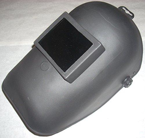 Marigases Visitor Hobby Welding Helmet Shade 10 Fixed Front Adjustable Headgear
