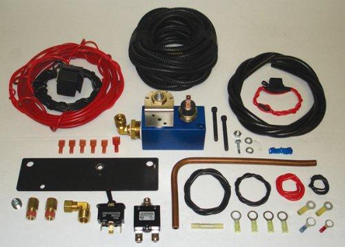 Pacbrake HP10116 - 12V HP625 Series Air Compressor Install Kit