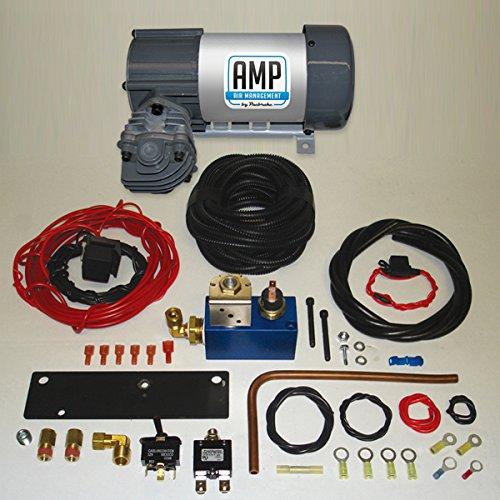 Pacbrake HP10628 - Premium 12V HP625 Series Air Compressor Kit Horizontal Pump Head