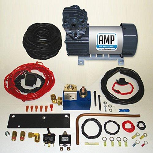 Pacbrake HP10629 - Premium 12V HP625 Series Air Compressor Kit Vertical Pump Head