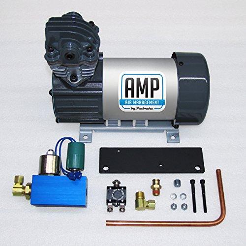 Pacbrake HP10632 - 12V HP625 Air Compressor Kit Vertical Pump Head