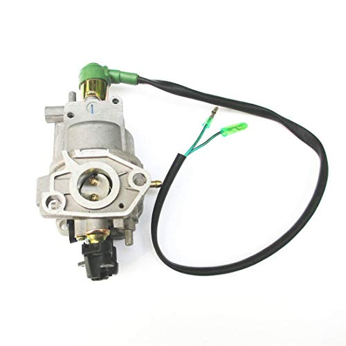 Aquiver Auto Parts New Replacement Generator Carburetor for Harbor Freight Chicago Electric 98838 98839 13HP 6500 Watts