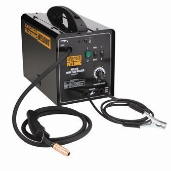 Chicago Electric Welding Systems 170 Amp MIGFlux Wire Welder by Chicago Electric Welding Systems