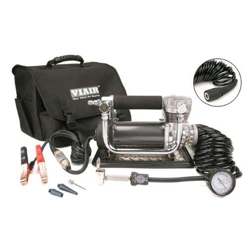 VIAIR 44O43 400P Portable Compressor Kit 33 Duty 150 psi Working Pressure 40 Min  30 psi