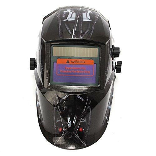 Cool Robot Solar Auto Darkening WeldingGrinding Helmet Mig Tig Arc Mask