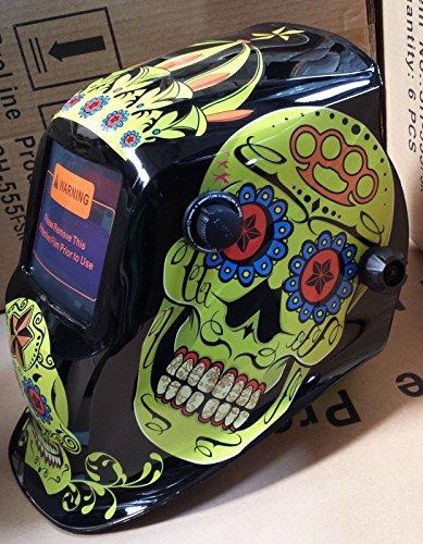 New FSK pro WELDINGgrinding HELMET AUTO DARKENING MIG TIG ARC Mask hood FSK