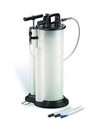 ATS W3070 Manual  Pneumatic Fluid Evacuator 9 liter