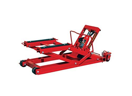 Torin Big Red Motorcycle  ATV Jack 34 Ton 1500 lb Capacity