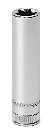 GearWrench 80196 14 Drive Deep External Torx Socket E10