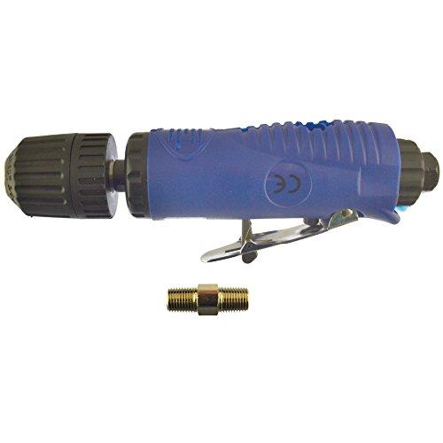 Air drill 38 drive  chuck  keyless  straight  non reversible BERGEN AT135