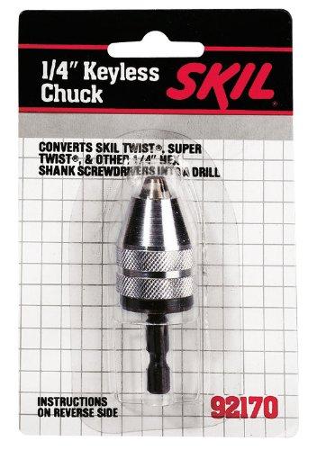 Skil Power Tools 92170 14 Keyless Chuck