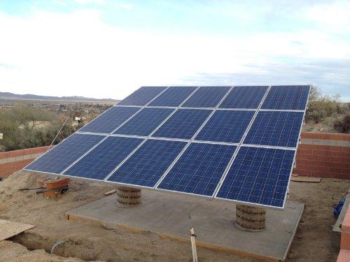 4480 Watt PVSMA Inverter Grid-Tied Solar Power Kit by Sol Electric