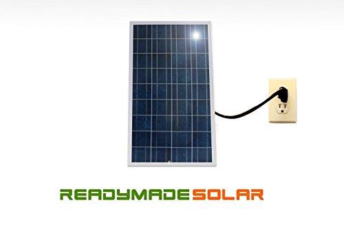 Ensupra 250-Watt Readymade Polycrytalline Solar Panel Power Kit UL-1741