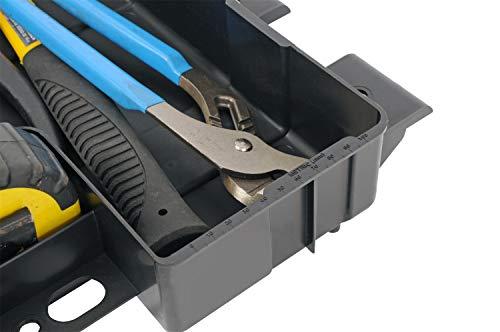 Dee Zee DZTBTRAY1 Plastic Tool Box Tray