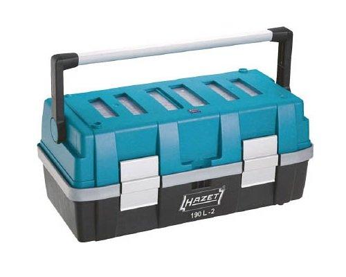 Hazet 190L-2 Plastic tool box - 215 x 470 x 250mm