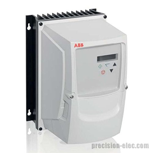 200 HP ABB ACS255 Micro Variable Frequency Drive with Indoor Dust Tight Water Jets Rating - ACS255-03U-03A1-6B063