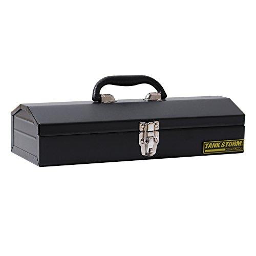 TANKSTORM Portable Steel Tool Boxblack X12