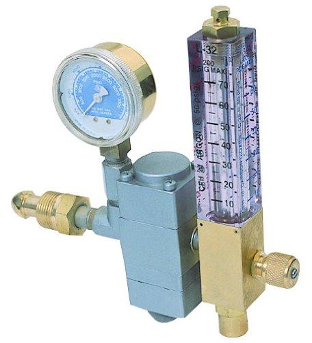 ESAB 998125 R-5008 CO2 Regulator Flowmeter