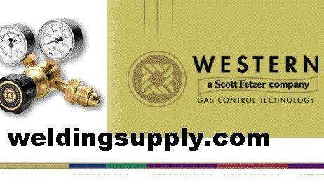 Western Enterprises Rp320050 Co2 Regulator 50lb Spring