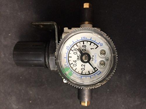 Regulator with gauge SMC AR2550-02BG-x92