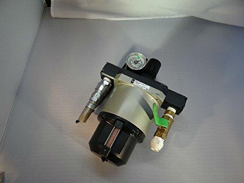 SMC AMR3100-03S Mist Separator Regulator with Gauge IS1000 Pressure Switch