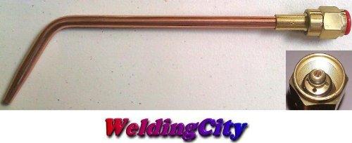 WeldingCity Acetylene Welding Tip W-17 W-1-7 Size 7 for Victor Oxyfuel 100 Series Torch Not J-100