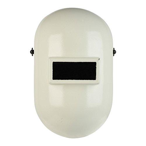 Fibre-Metal Pipeliner Fiberglass Welding Helmet with Ratchet Headgear 110WH White