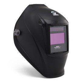 Miller Electric 282000 Digital Performance Auto Darkening Welding Helmet with Clearlight Lens Technology Black
