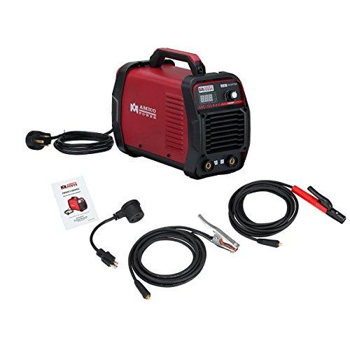 160 Amp Stick Arc Welder 115230 Dual Input Voltage Welding Machine ARC-165