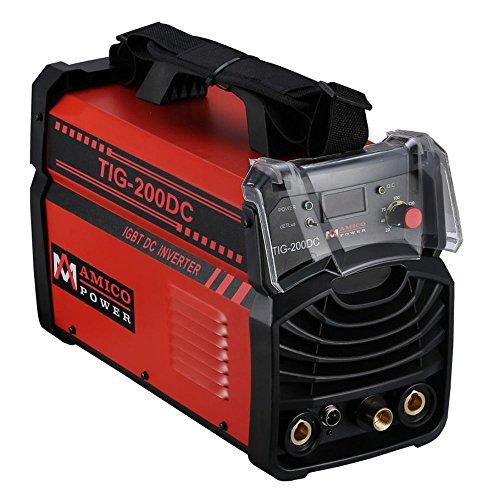 Amico Power 200Amp Heavy Duty Welding Machine - Red