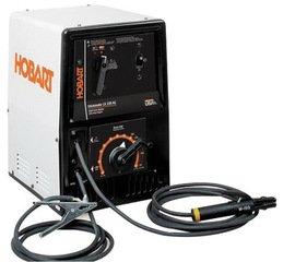 - Hobart Stickmate LX235 ACDC 230V Arc WelderStick Welder - 225 Amp AC Output 150 Amp DC Output Model 500421