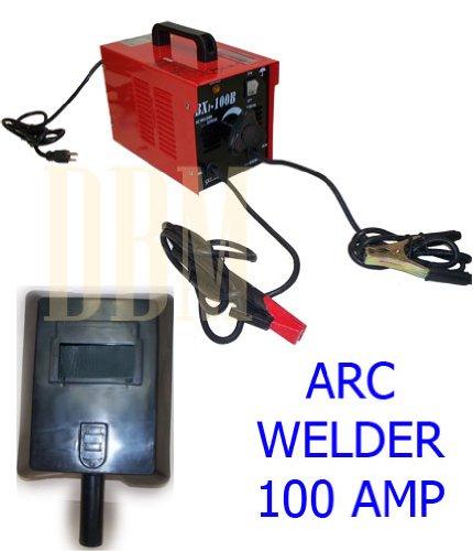 100 AMP ARC Welder Welding Soldering Machine Rod 110 Volt AC