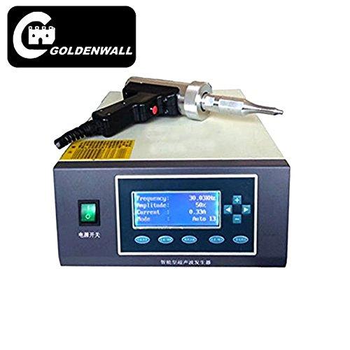 Professional 1000W handheld spot ultrasonic welder spot welding machine for plastic welding 110V220V
