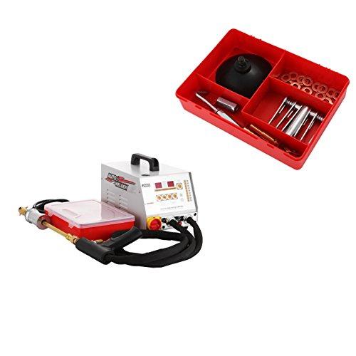 ShunLight 2700A Dent Puller 12KW Spot Welding Machine GYS 2700 Car Dent Repair for Vehicle Panel Spot Puller Dent Bonnet Door Repair