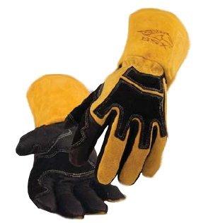Revco BSX BS88 Premium Pigskin Stick Welding Glove Long Cuff Medium by Revco