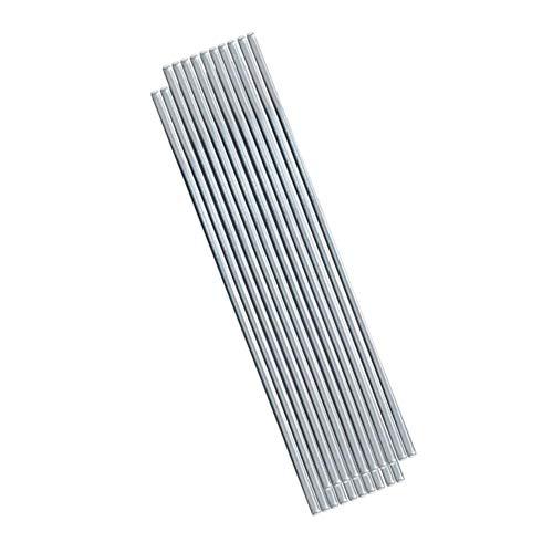 10pcs 500mm Low Temperature Aluminum Welding Rod Electrodes Sticks 16mm