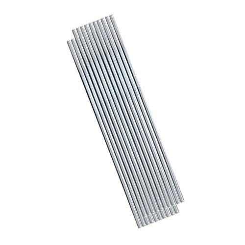 10pcs 500mm Low Temperature Aluminum Welding Rod Electrodes Sticks 20mm