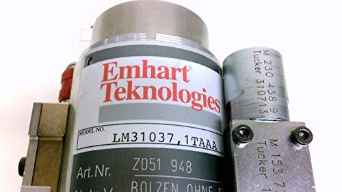 Elhart Teknologies Lm310371Taaa Servo Stud Welder Lm310371Taaa