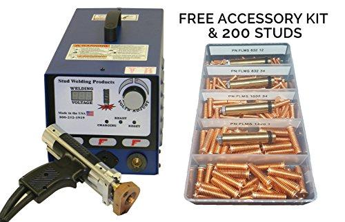 StudPro 2500 Stud Welder 14 Capacitor Discharge Welder