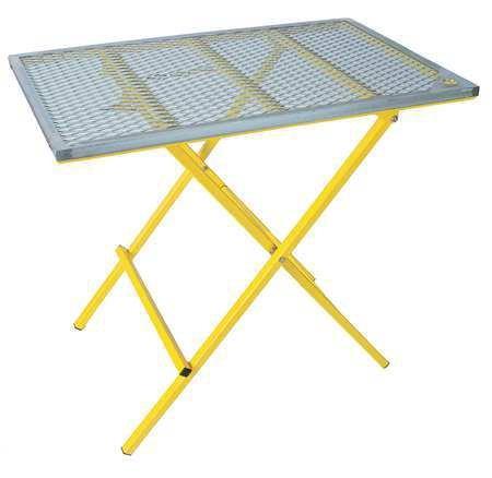 Portable Welding Table 40x24 600 Lb Cap