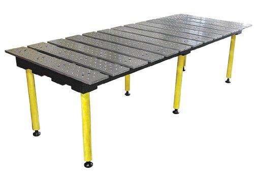 Strong Hand Tools - TMB57838 - Welding Table 78W 38D Cap 4400