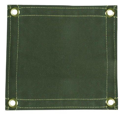 Tillman 583R68 6X8 12oz 1 Panel Olive Duck Replacement Welding Curtain