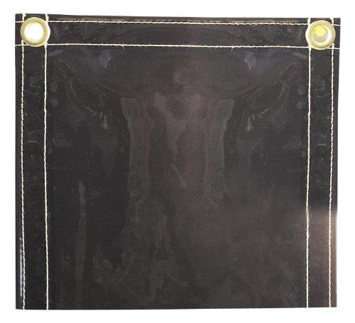 Tillman 600R610 6X10 14mil Gray Vinyl Welding Curtain wGrommets al