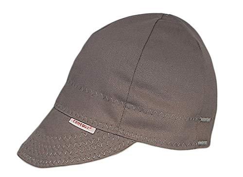 Comeaux Caps Reversible Welding Cap Solid grey Size 7 18