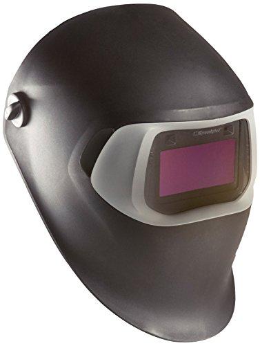 3M Speedglas Black Welding Helmet 100 Welding Safety 07-0012-11BL37231AAD with Speedglas Auto-Darkening Filter 100S-11 Shade 11 1 EACase