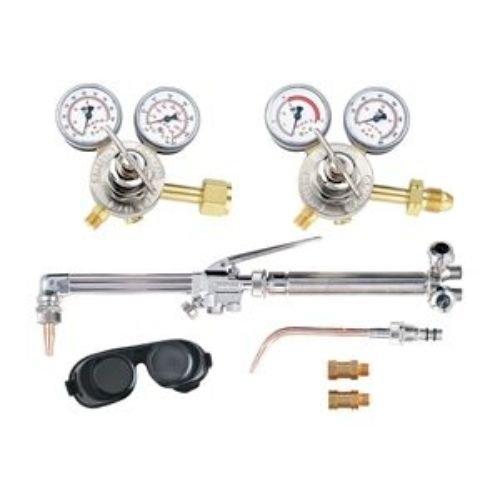 Gas Welding Outfit CC509P 30-100-540 Oxygen 30-15-510 Acetylene Acetylene Fuel